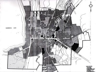 Cazenovia Zoning Map